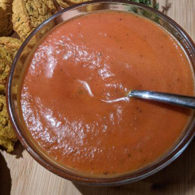 Coulis de tomates confites